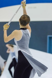 Winter Guard Competition @ Oak Grove High School | San Jose | California | United States