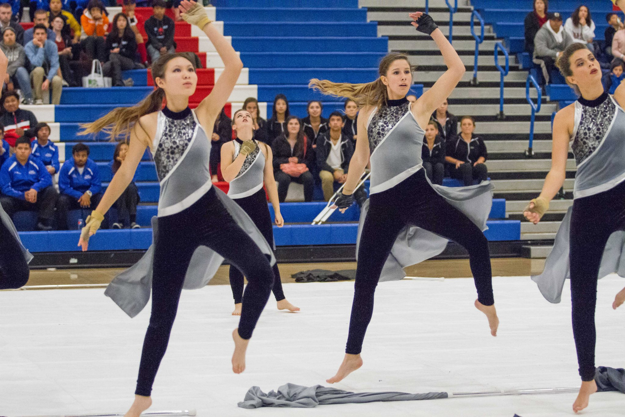 winter guard leigh high school performing arts. Black Bedroom Furniture Sets. Home Design Ideas