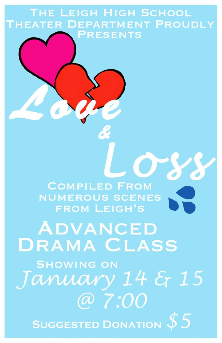 "Winter Showcase ""Love and Loss"" 